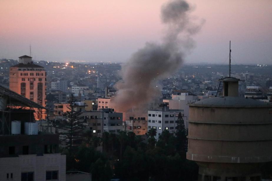 Israël tue un islamiste à Gaza, des salves de roquettes en riposte