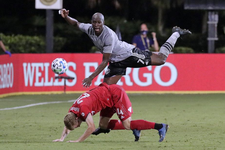 Thierry Henry déjà au bord de l'élimination avec l'Impact Montréal — MLS