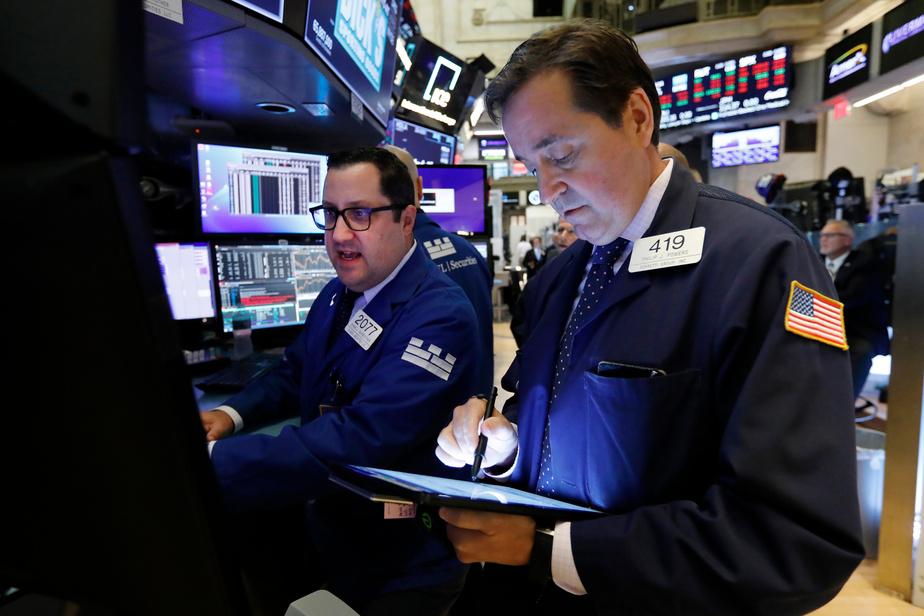 Infos Reuters: Wall Street portée par les premiers résultats trimestriels