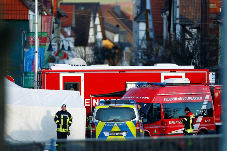 Allemagne : une voiture fonce dans un défilé de carnaval faisant plusieurs blessés