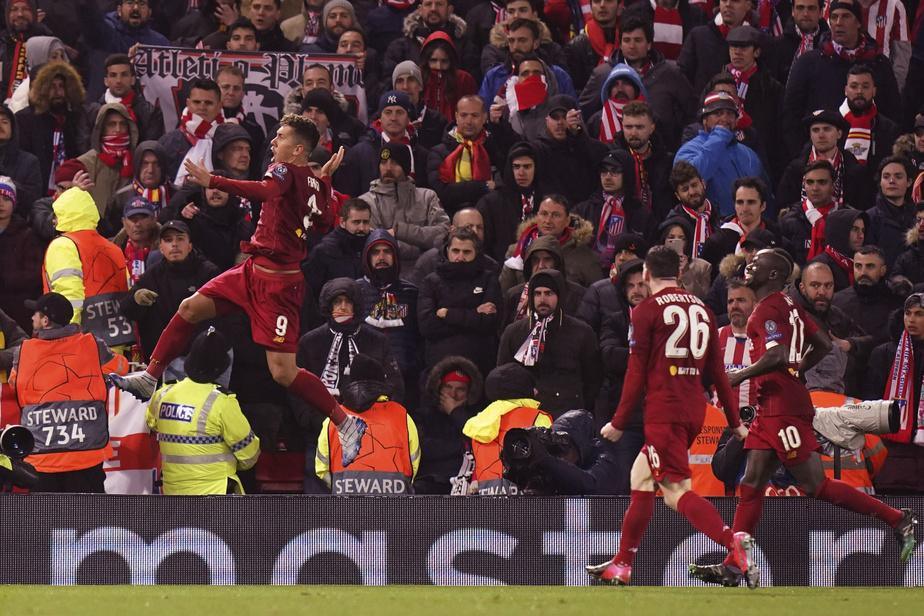 41 décès supplémentaires à cause de Liverpool-Atlético de Madrid — Coronavirus