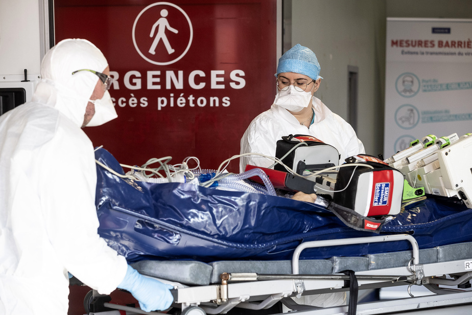 Près de 400 morts en 24h, nouvelle diminution en réa — Coronavirus