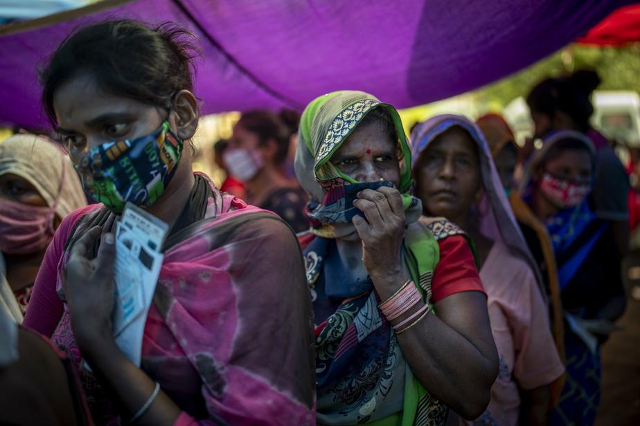 Pour la fête du premier ministre | L'Inde a vacciné 22millions de personnes en un jour
