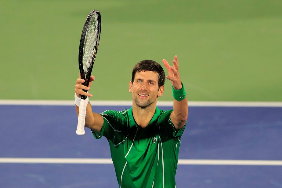 Plus de six millions de dollars pour les pros — Tennis
