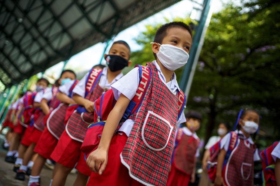 Le bilan de la pandémie dans le monde samedi à 11H00 GMT