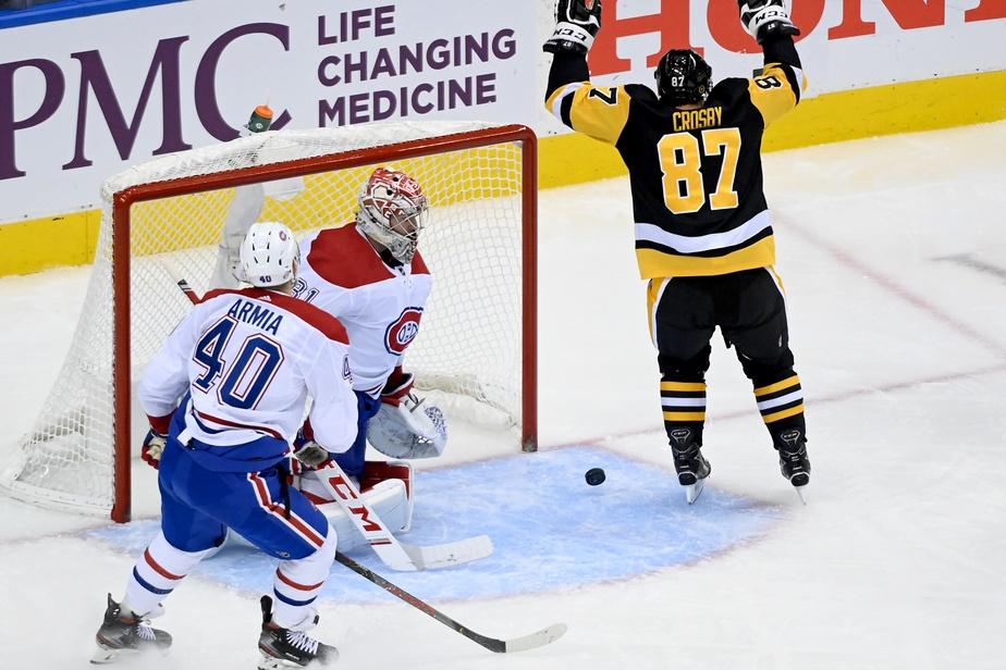 Canadien1 - Penguins3: des prouesses gaspillées )