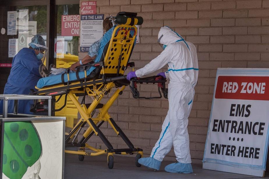 La barre des 100 000 morts franchie aux Etats-Unis — Coronavirus