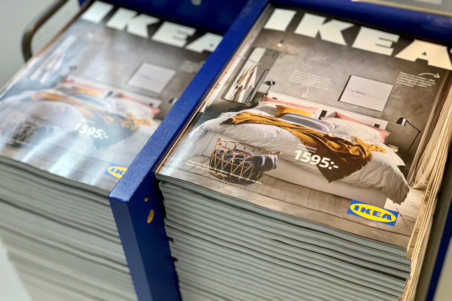Après 70 ans d'existence, Ikea renonce à son célèbre catalogue
