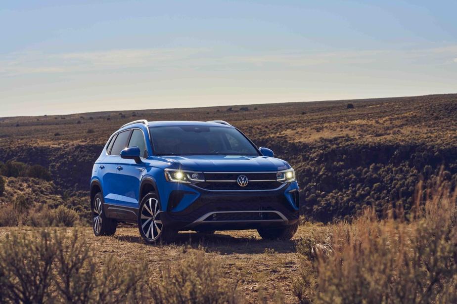 Volkswagen  Avec le Taos, Volkswagen chercher à rattraper le temps perdu