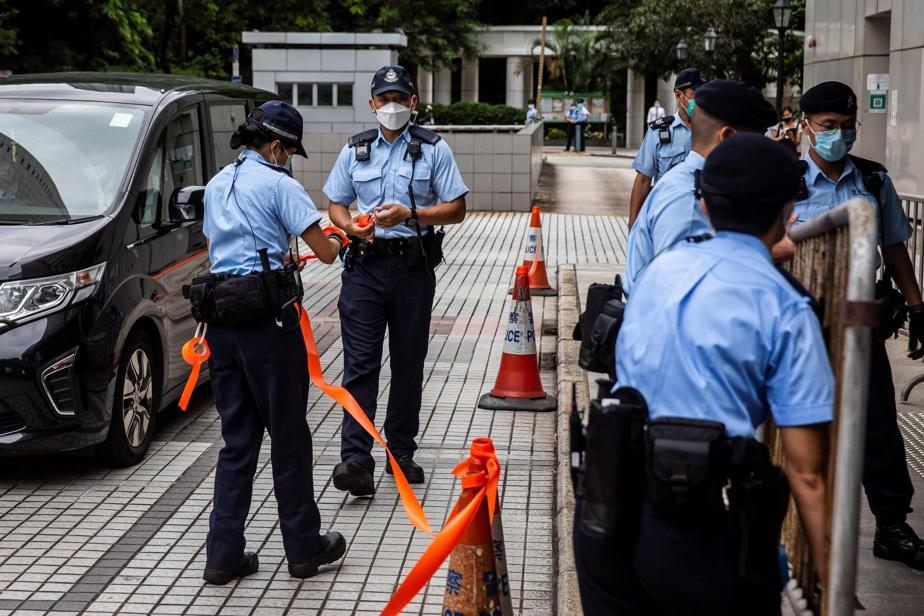 Hong Kong | Ottawa met en garde les citoyens contre une éventuelle interdiction de sortie