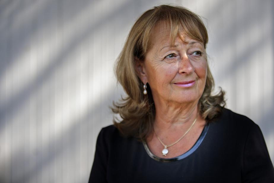 Portrait Lise Verreault, la«pompière» dugouvernement