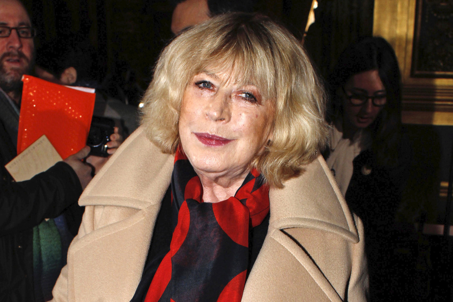 Guérie du coronavirus, la chanteuse est sortie de l'hôpital — Marianne Faithfull