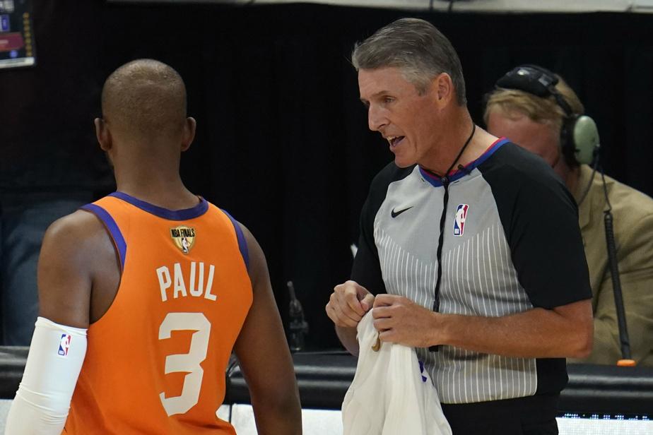 Les arbitres de la NBA devront être vaccinés cette saison