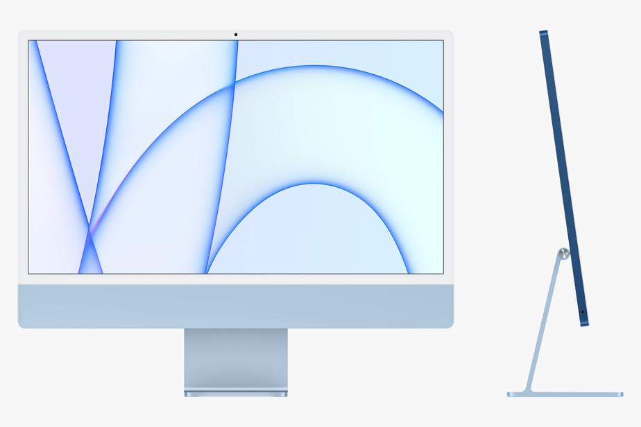 iMac2021 Apple 100% pur jus