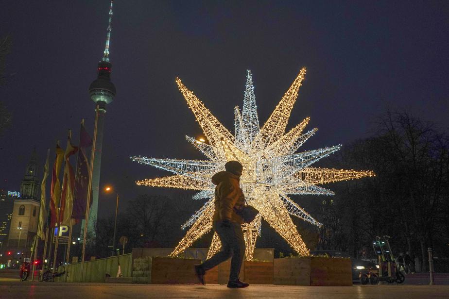 Covid-19 : l'Allemagne durcit les restrictions avant Noël