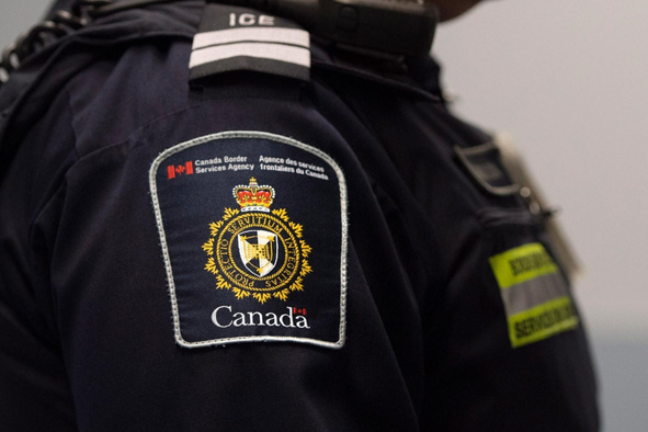 La frontière entre le Canada et les États-Unis fermée — Coronavirus