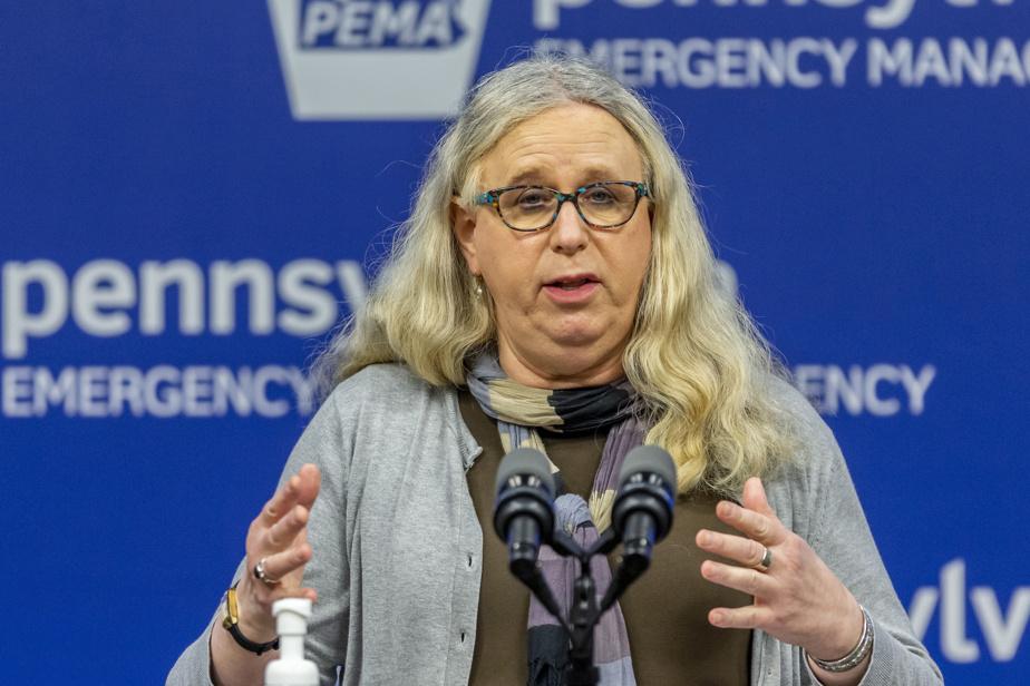 Rachel Levine, ministre transgenre adjointe de la Santé