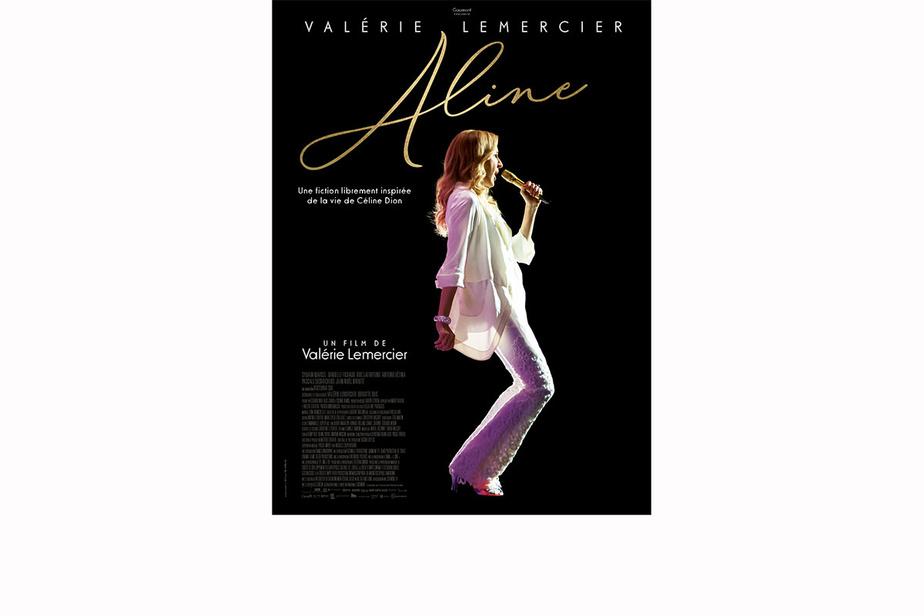 Film sur Céline Dion : l'affiche dévoilée