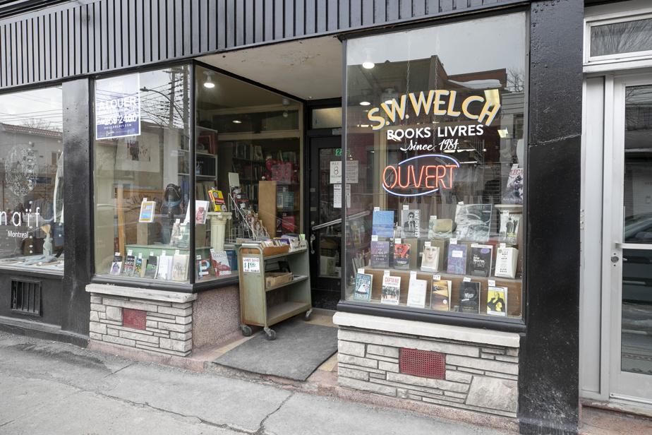 Mile End | Louise Penny défend la librairie S.W. Welch, menacée de  fermeture | La Presse