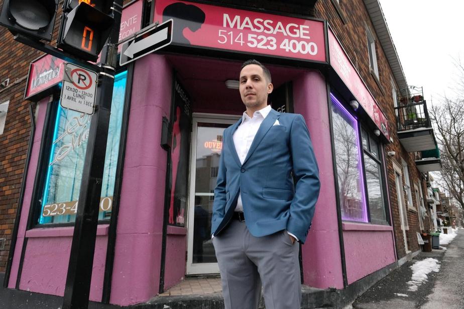 Centre du quebec massage erotique Rive