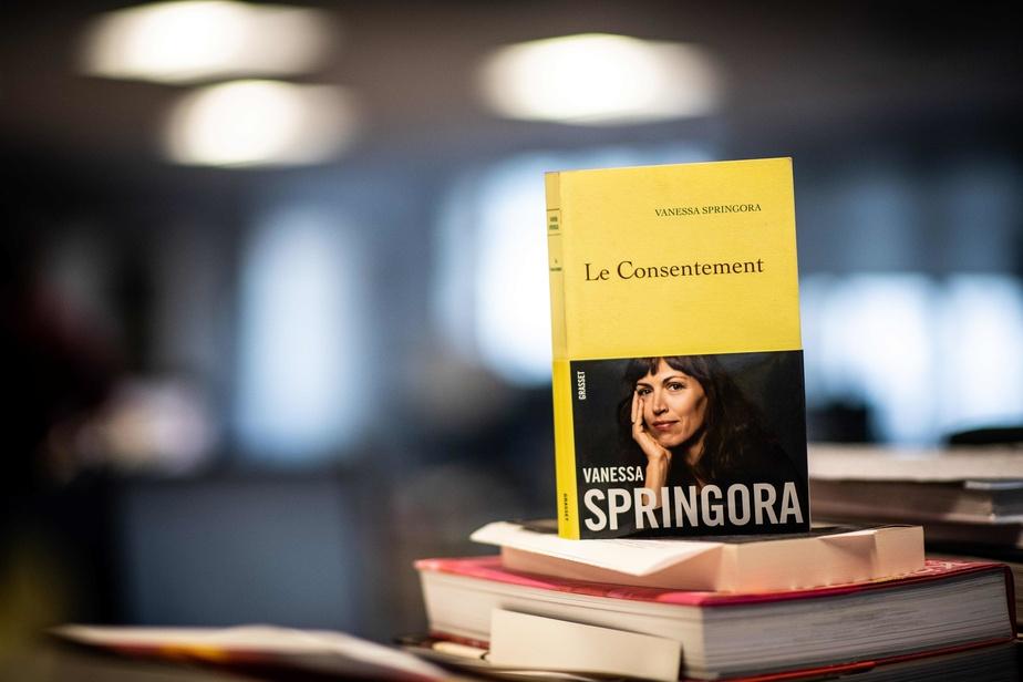 France Le Livre De Vanessa Springora Parmi Les Plus Vendus