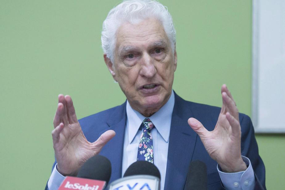 L'avocat Guy Bertrand se dissocie de clients complotistes