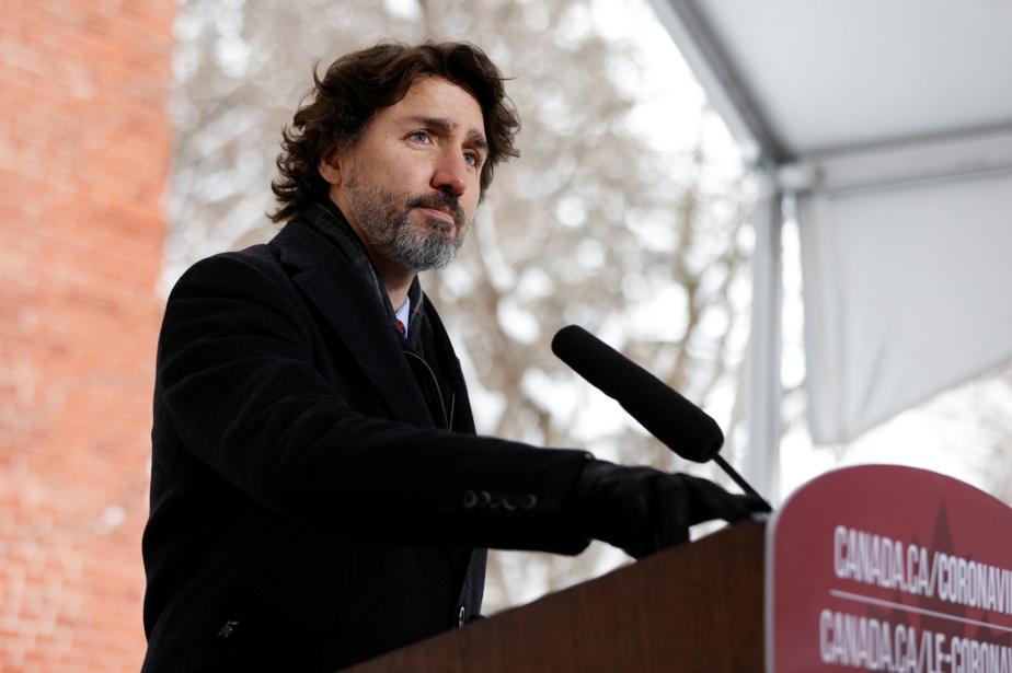 Justin Trudeau en entrevue avec La Presse | Pas question de baisser la garde face à Washington