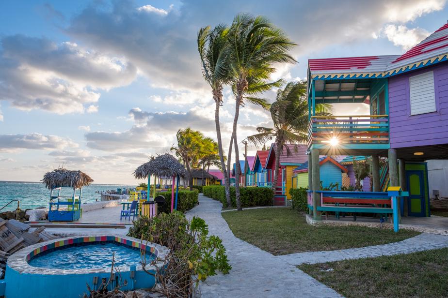 Les Bahamas font partie des nombreux pays qui proposent un visa de télétravail.