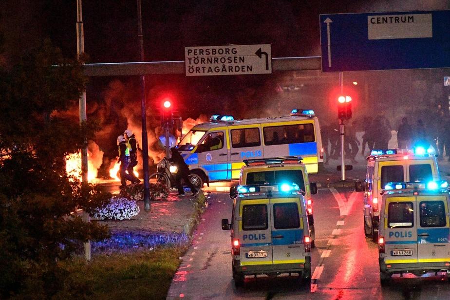 Incidents à Malmö après des actes islamophobes — Suède