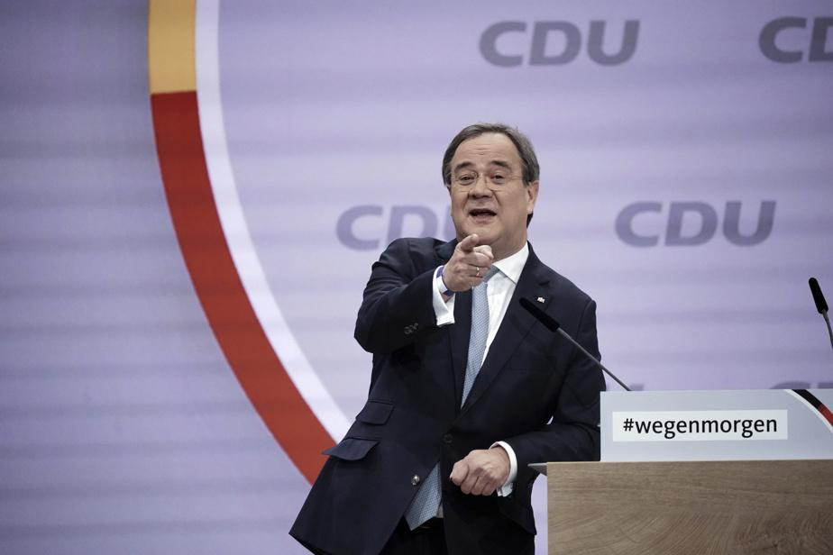 Armin Laschet, allié d'Angela Merkel, élu président de la CDU — Allemagne