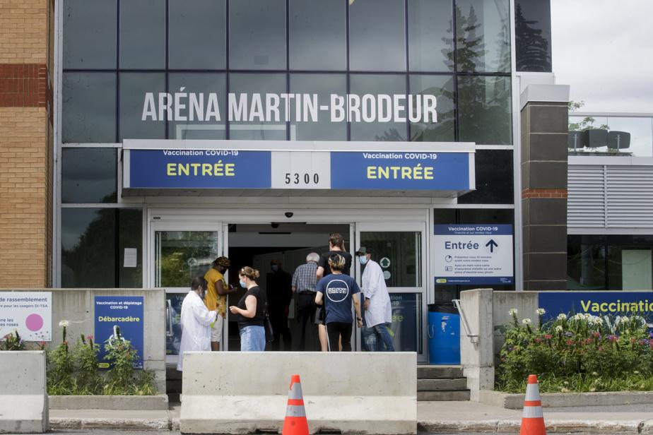 Île de Montréal | Vaccination à deux vitesses