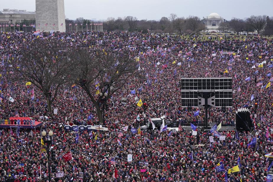 Trump s'en va : 74 millions d'électeurs ont la gueule de bois