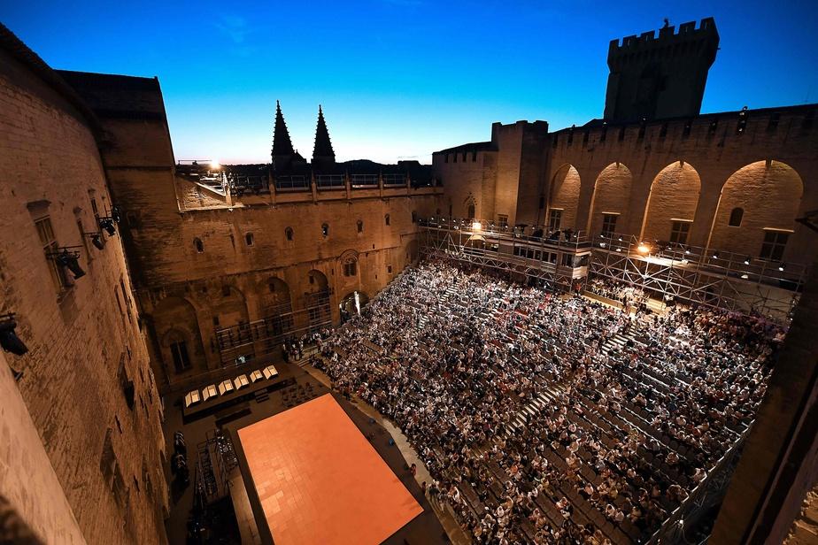 Covid-19 : rideau sur le Festival d'Avignon