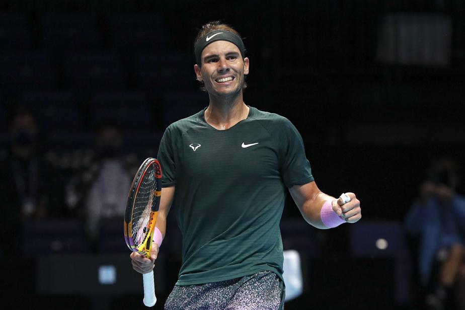 Thiem fait tomber Nadal — Masters de Londres