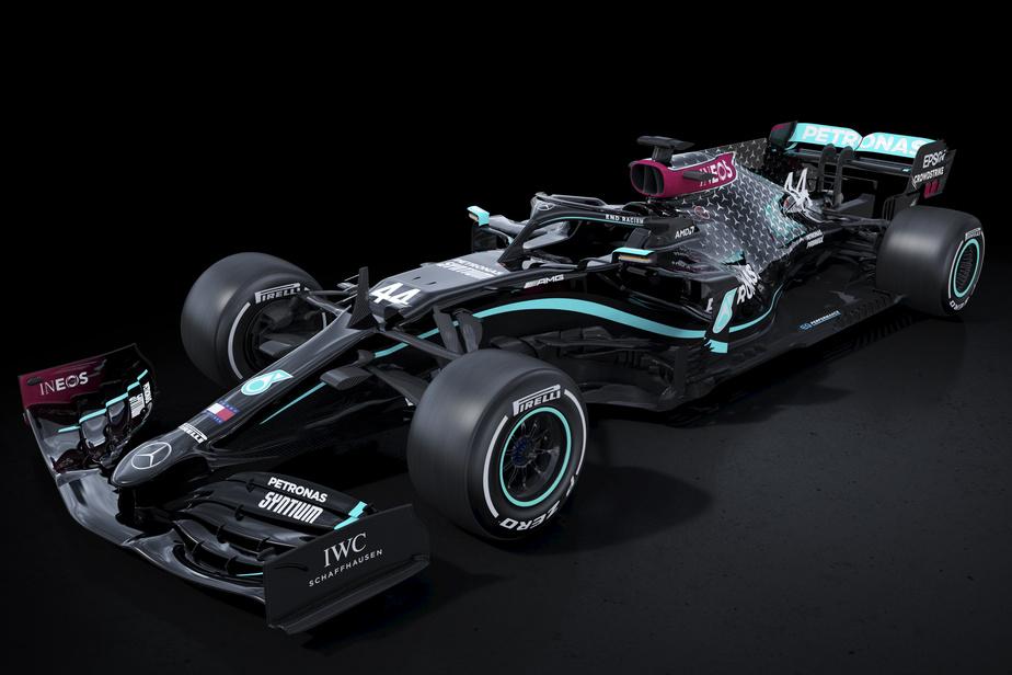 Les Mercedes F1 de Hamilton et Bottas lutteront contre le racisme - F1