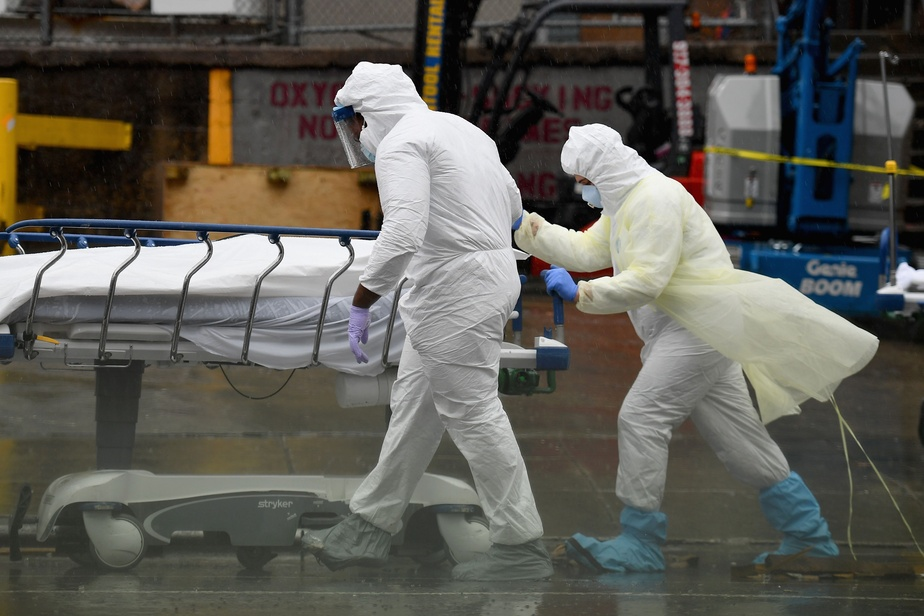 Les Etats-Unis franchissent la barre symbolique des 30 000 morts — Coronavirus
