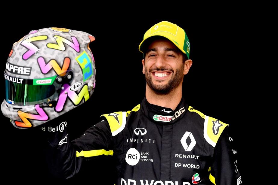 F1: Ricciardo anticipe le