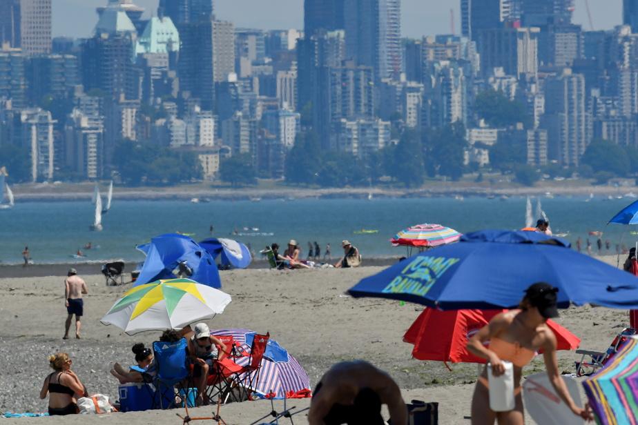 Vague de chaleur dans l'Ouest | « C'est vraiment insoutenable » | La Presse