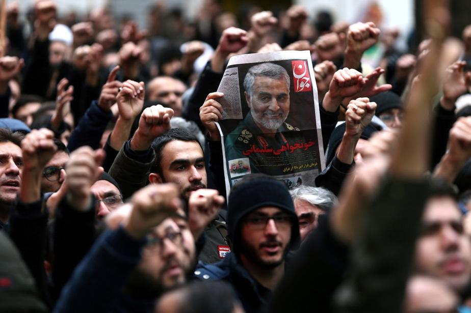L'Iran émet un mandat d'arrêt contre Donald Trump pour meurtre et terrorisme