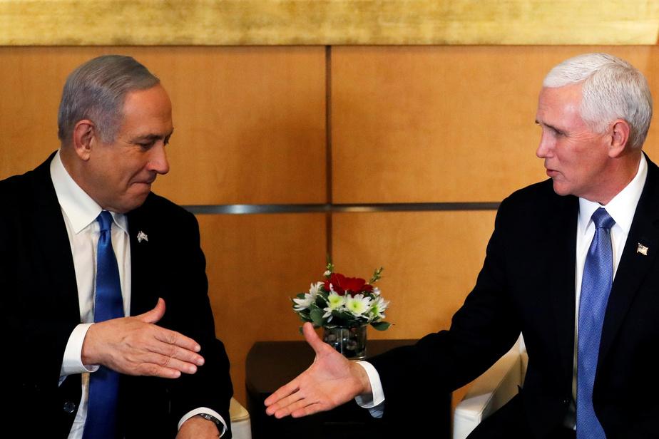 Netanyahu affirme que le plan de paix de Trump sera