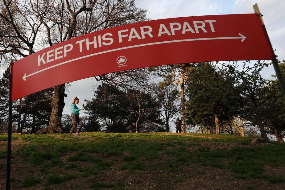 Covid-19. New York envisage des enterrements temporaires dans des parcs municipaux