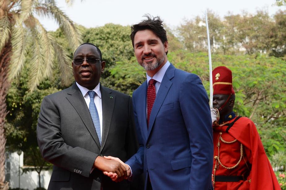 ''Légalisation'' de l'homosexualité : pourquoi Macky a parlé wolof au PM Canadien