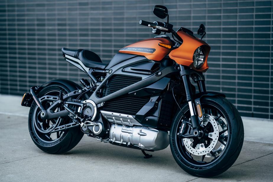 L'Usine Auto: Harley-Davidson suspend la production de sa première moto électrique