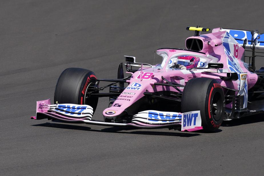 Racing Point écope pour ses écopes de frein illégales