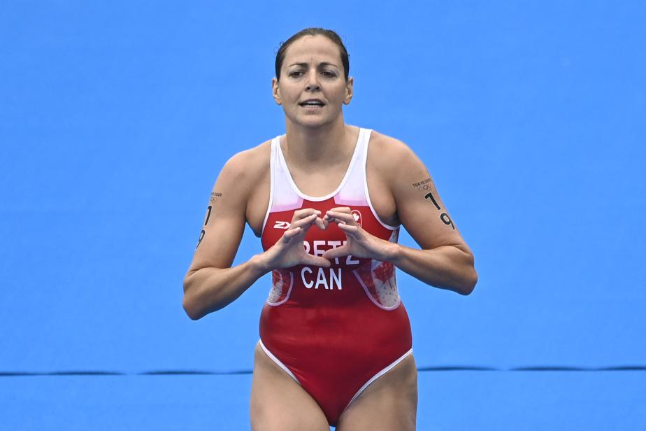 Triathlon 18h30 – Après une superbe 15eplace au triathlon, Amélie Kretz tentera de poursuivre ses Jeux olympiques de la meilleure manière au relais par équipe mixte.