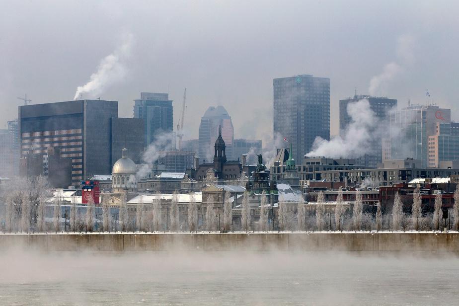 Alerte de smog pour le sud du Québec   La Presse