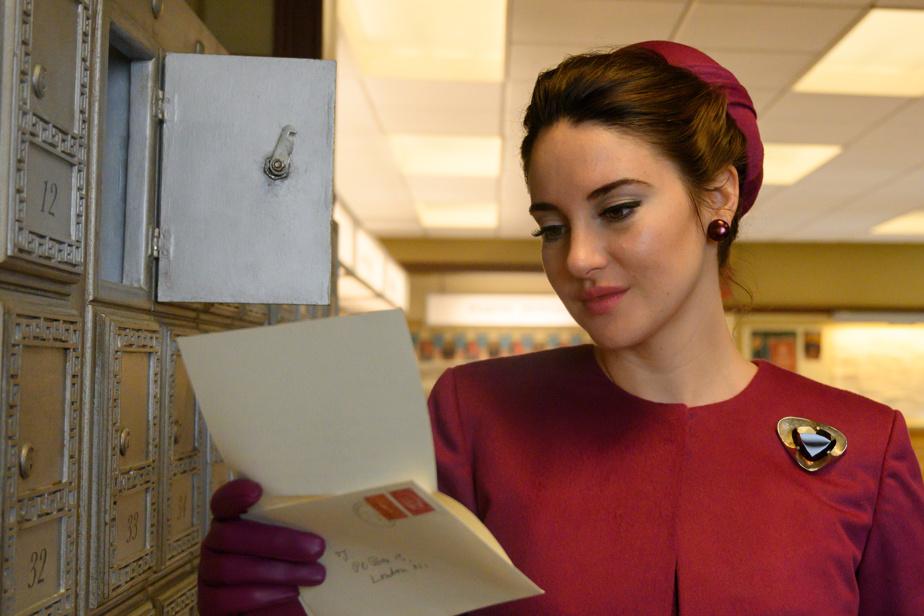 The Last Letter from Your Lover  L'amour à l'époque de laposte★★★