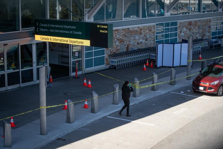 Un mort lors d'une fusillade à l'aéroport international de Vancouver)