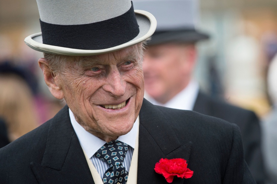 L'hospitalisation du prince Philip est due à une infection | La Presse
