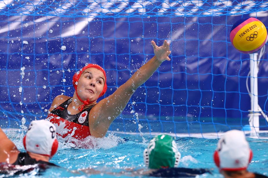 2h30: l'équipe féminine de waterpolo du Canada affronte les Pays-Bas. Les Néerlandaises sont tout juste devant les Canadiennes au classement du groupe A.